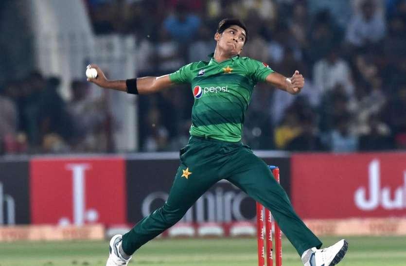 हैट्रिक लेकर भी टीम को जीत नहीं दिला पाए मोहम्मद हसनैन