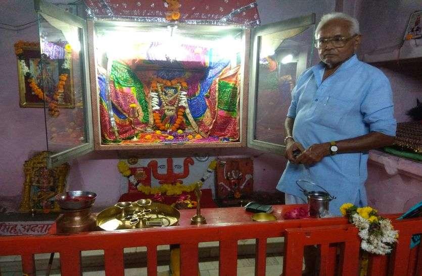 सैकड़ों सालों से आस्था का केन्द्र हैं धानमंडी स्थित नागणेची माता मंदिर