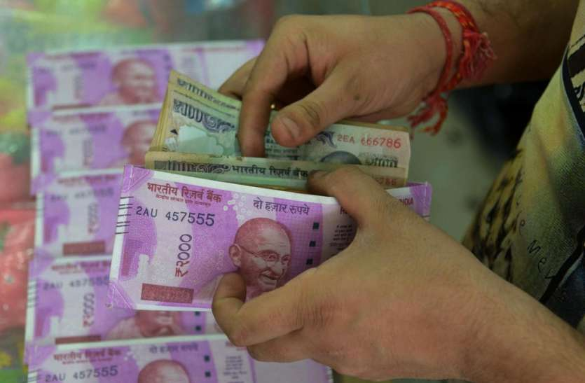 भ्रष्टाचार निरोधक विभाग का छापा, एक लाख 20 हजार रुपए जब्त