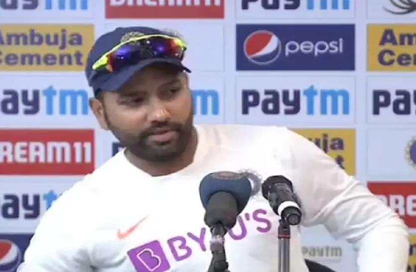 क्रिकेटर रोहित शर्मा भी आरे कॉलोनी में हो रही पेड़ों की कटाई के विरोध में
