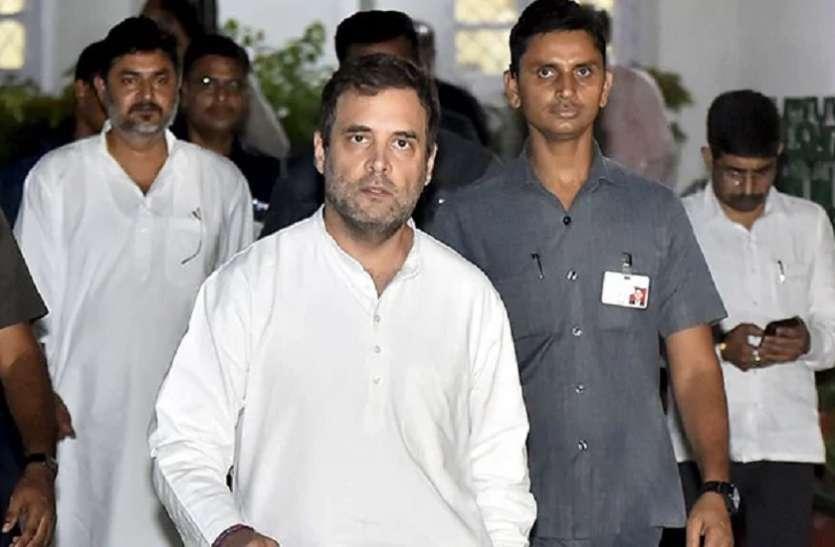 विधानसभा चुनावों के बीच बैंकॉक रवाना हुए राहुल गांधी, भाजपा ने खड़े किए सवाल