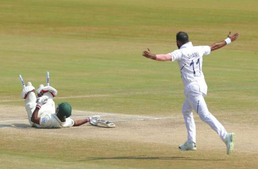 INDvSA: Mohammed Shami की आग उगलती गेंदबाजी ने बना डाले कई रिकॉर्ड, गृह जनपद में जमकर मना जश्न