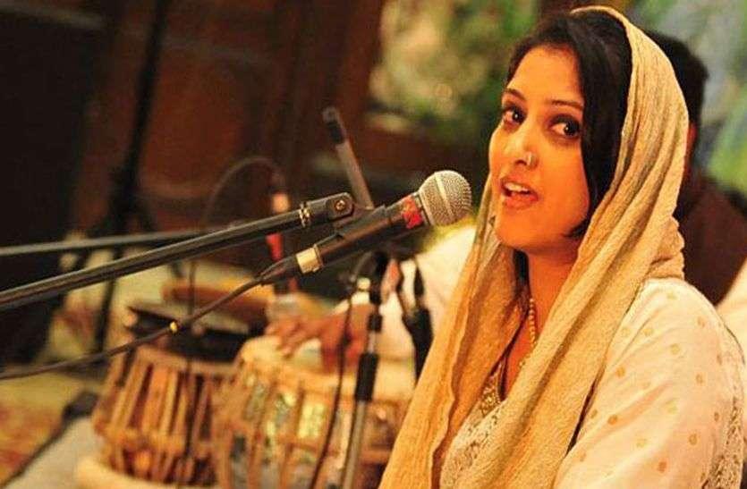 Musical concern: कबीर और गांधीजी के भजनों में डूबे सुनने वाले