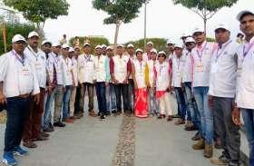 जिले में स्वच्छता के क्षेत्र में बेहतर कार्य करने वाले 24 स्वच्छताग्राही पहुंचे साबरमती, प्रधानमंत्री मोदी ने किया संबोधित