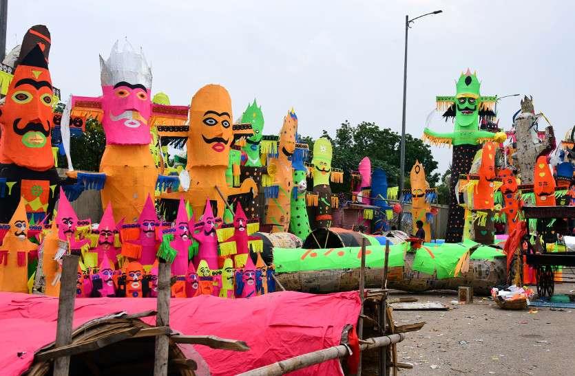 दशहरे पर जयपुर के इन रास्तों पर होगा 'रावण का राज', ट्रैफिक पुलिस को भी करना पड़ा यह बदलाव
