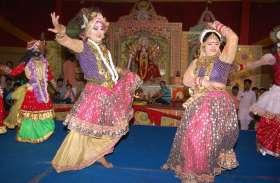 दुर्गा पूजा महोत्सव में नृत्य नाटिका ने मोहा मन