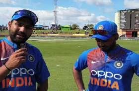 टेस्ट क्रिकेट में ऋषभ पंत की मुश्किल हो सकती है वापसी, रोहित शर्मा ने दिए संकेत