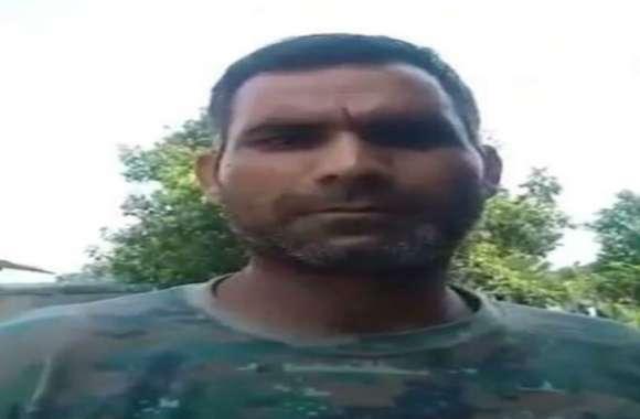 Big News: सीआरपीएफ जवान का वीडियो वायरल, डाकू पान सिंह तोमर बनने की दी धमकी, सीएम योगी से मांगा न्याय, देखें वीडियो...