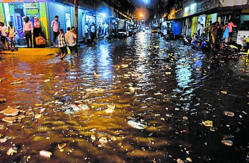 उत्तर कर्नाटक में फिर से बारिश का कहर