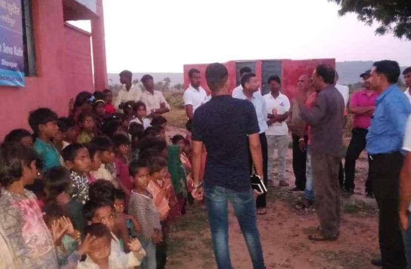 गांव गोद लेकर पुलिस मिटाएगी कुपोषण का कलंक
