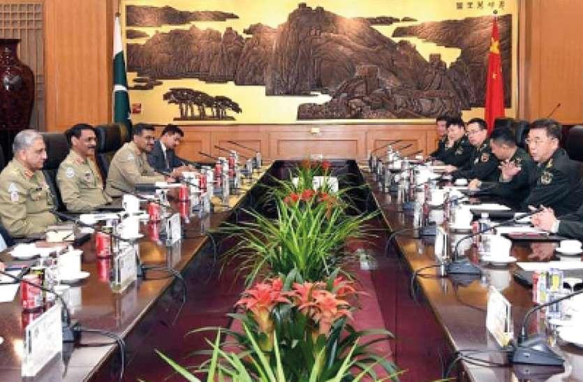 पाकिस्तानी सत्ता में ड्राइविंग सीट लेना चाह रहे हैं सेनाध्यक्ष बाजवा, चीन में इमरान संग की शीर्ष नेताओं से मुलाकात