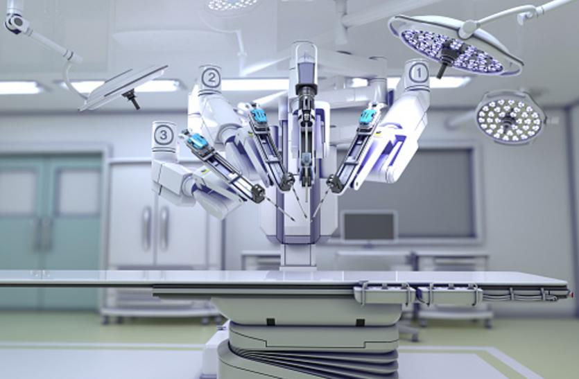 Robotic Surgery: कैंसर और ट्यूमर में रोबोटिक सर्जरी रहती है मददगार