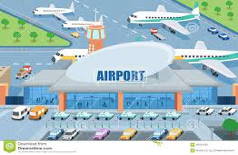 दुबई से लौटा, एयरपोर्ट पर घुसने की कोशिश में पकड़ा