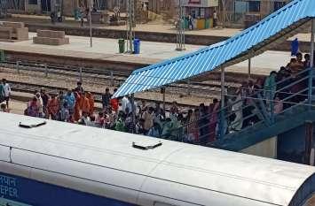 बांदीकुई रेलवे स्टेशन : प्लेटफॉर्म पांच पर भी बिछेगा रेलवे ट्रेक