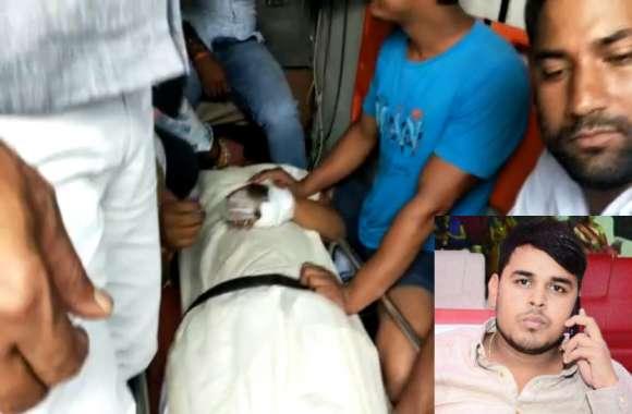 UP: बीजेपी नेता की दिनदहाड़े हत्या, हमलावरों ने सीने में मारी गोली