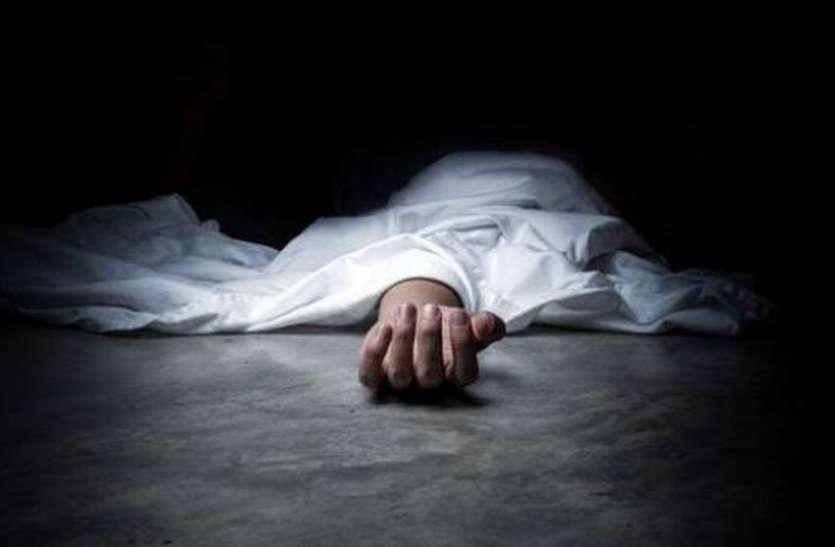 चढ़ाव से उतरते समय रस्सी का लगा फंदा, महिला की मौत