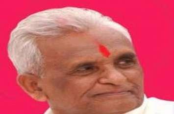 महाराष्ट्र: देश के सबसे बुजुर्ग विधायक ने राजनीति से लिया संन्यास, 11 बार रह चुके हैं MLA