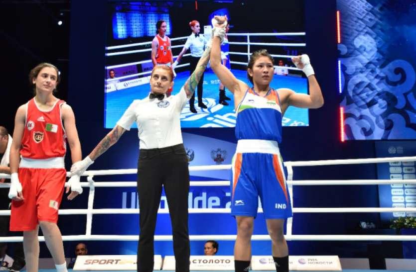 विश्व महिला मुक्केबाजीः क्वार्टर फाइनल में पहुंची भारत की जमुना बोरो