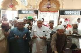 मुस्लिमों ने कहा पीएम नरेन्द्र मोदी ने हिन्दुस्तान को दिलाया पूरा सम्मान, अबूलाला की दरगाह पर चादरपोशी