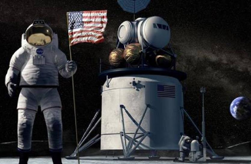 साल 1972 के बाद से क्यों चांद पर नहीं गया कोई भी इंसान, उठ गया इस राज से पर्दा