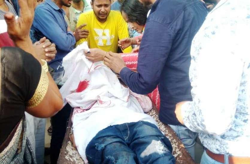 उपचुनाव के बीच कांग्रेसी नेता की दिनदहाड़े गोली मारकर हत्या