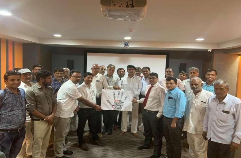 Ahmedabad News : राजपुरोहित समाज के युवाओं ने ली नशा नहीं करने की प्रतिज्ञा