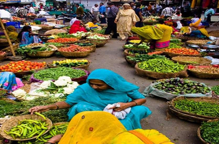 बिगड़ा थाली का स्वाद, ग्रहणी परेशान, कम आवक से बढ़े सब्जियों के दाम, दीपावली के बाद ही राहत की उम्मीद