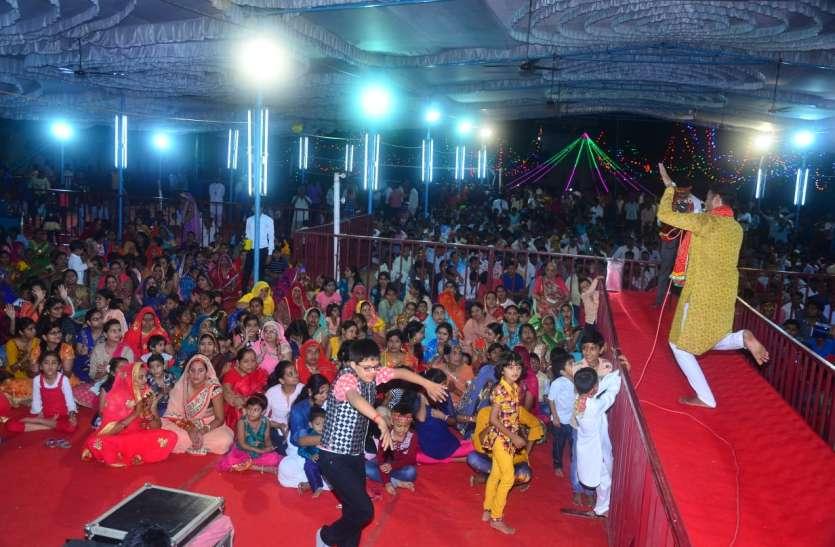 सेलम में मूर्ति विसर्जन के साथ नवरात्र समारोह सम्पन्न