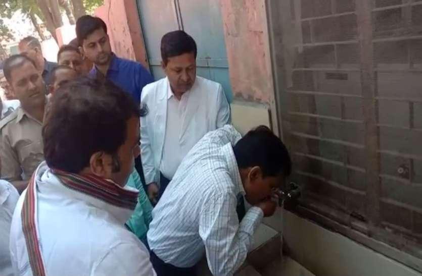 जब ऊर्जा मंत्री श्रीकांत शर्मा ने सीएमओ से कहा पीकर देखिए ये पानी, क्या पीने लायक है...