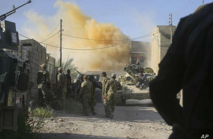 इराक में सेना को मिली बड़ी कामयाबी, एयरस्ट्राइक में ढेर किए 12 ISIS आतंकी, तबाह किए बंकर