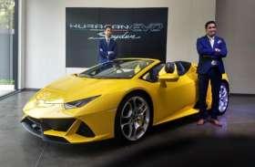 Lamborghini Huracan Evo Sypder भारत में लॉन्च, जानें कितनी है कीमत