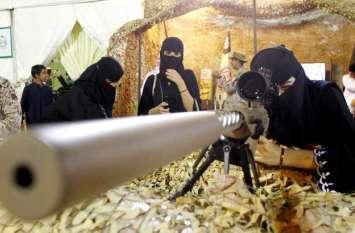 सऊदी अरब की महिलाओं के लिए एक और तोहफा, अब सेना में भी शामिल होने का मिला अधिकार