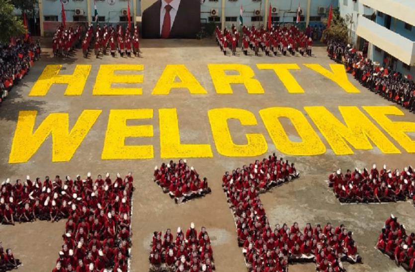 चेन्नई के करीब 2000 छात्र मास्क पहनकर करेंगे जिनपिंग का स्वागत, एयरपोर्ट पर उनके स्वागत की तैयारियां जोरों पर