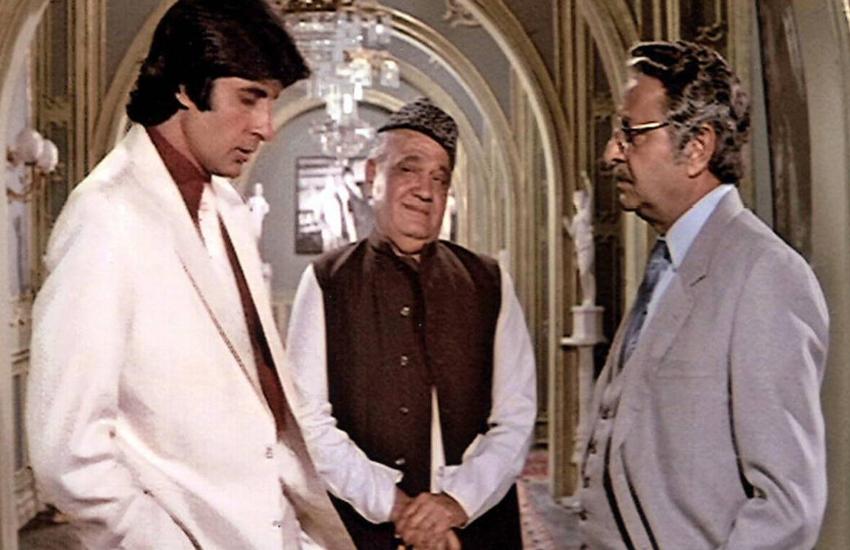 बॉलीवुड के इस मशहूर विलेन की वजह से अमिताभ बने थे सुपरस्टार