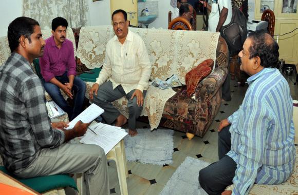 तेलुगु गंगा प्रोजेक्ट के स्पेशल डिप्टी कलेक्टर के घर ACB का छापा, 20 करोड़ से अधिक की संपत्ति जब्त