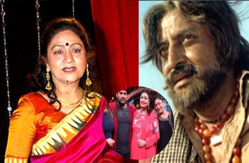 अरूणा ईरानी ने The Kapil Sharma Show पर किया खुलासा: प्राण साहब करीब-करीब उनका रेप करने वाले थे!