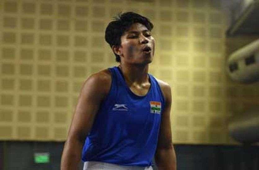विश्व महिला मुक्केबाजी चैम्पियनशिप : लवलीना भी सेमीफाइनल में, भारत के चार पदक पक्के