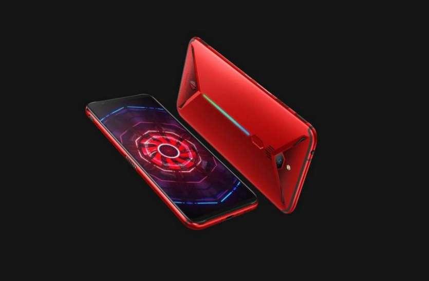 Nubia Red magic 3S 16 अक्टूबर को होगा ग्लोबली लॉन्च, जानें कीमत और फीचर्स