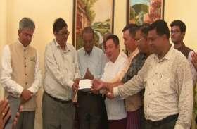 बर्मा में गांधी प्रेम, 50 हजार डाक टिकट हाथों-हाथ बिके