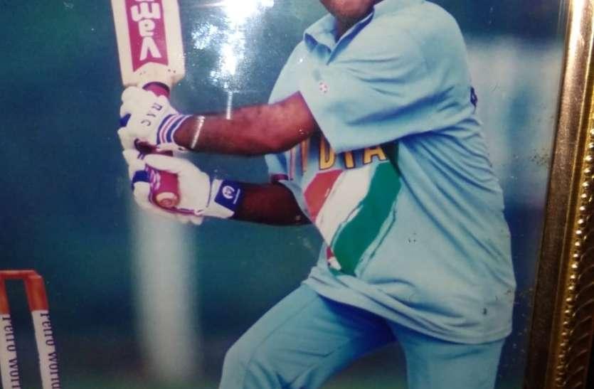 disabled cricket team india  राजेन्द्र ने सुनकर सीखा क्रिकेट, तीन विश्व कप व इंटरनेशनल मैचों में लहराया परचम