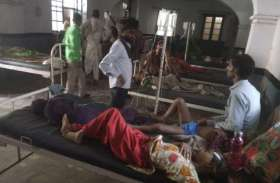 उल्टी-दस्त से दो बच्चों की मौत, कई ग्रामीण बीमार
