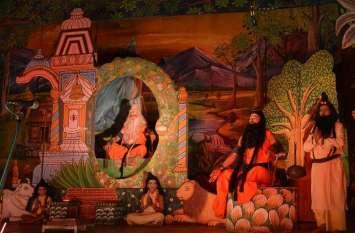 अलवर मेंमहाराजा भर्तृहरि नाटक मंचन शुरू,देखे तस्वीरें