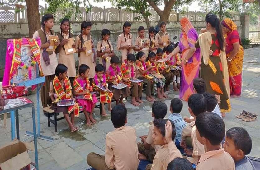 बालिका सम्मान के लिए मारवाड़ से शुरू हुआ कन्यापूजन, सोशल मीडिया मुहिम से पूरे प्रदेश में फैला