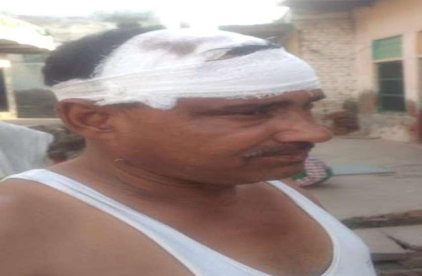 धौलपुर-दिल्ली जा रही रोडवेज बस में बदमाशों ने की फायरिंग