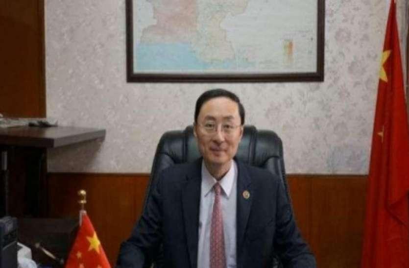 मोदी-शी के बीच अनौपचारिक वार्ता से भारत-चीन संबंधों का स्वस्थ विकास होगा: वेइतुंग