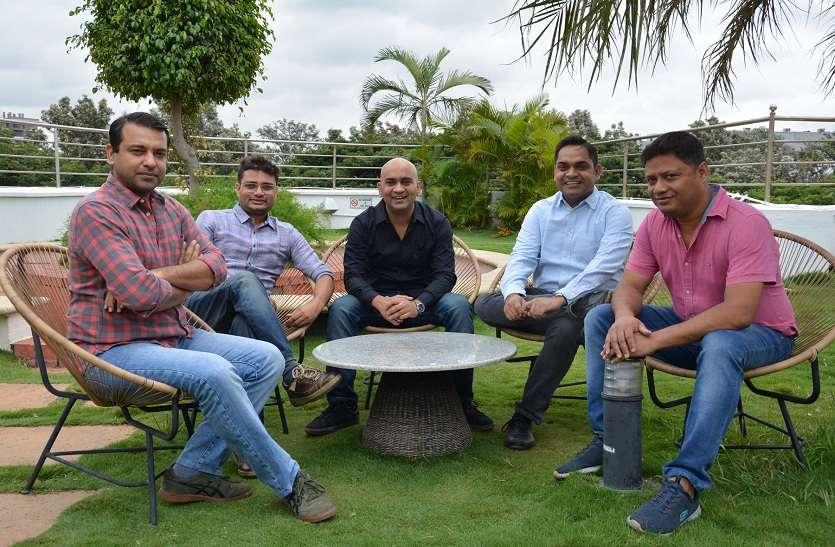 जयपुर की कंपनी ने जुटाए 11 मिलियन डॉलर