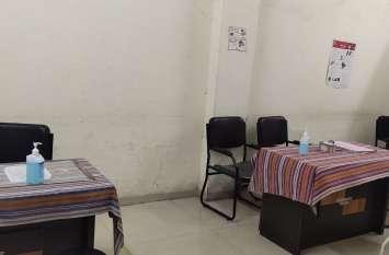 शिविर का बहाना,ओपीडी से गायब हो गए डाक्टर