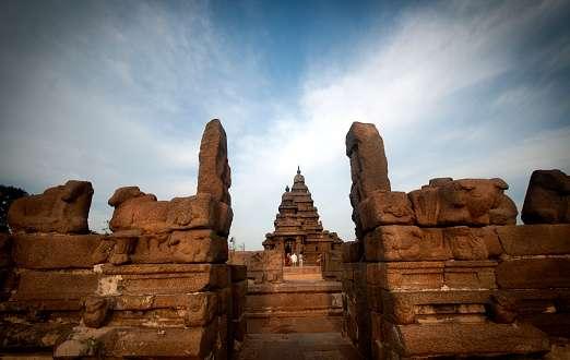 temple city Mahabalipuram