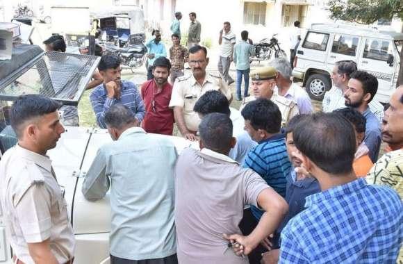 ओएमजी: राजस्थान के इस शहर में केवल 400 रुपए के लिए महिला की हत्या कर दी, शव भी जलाया