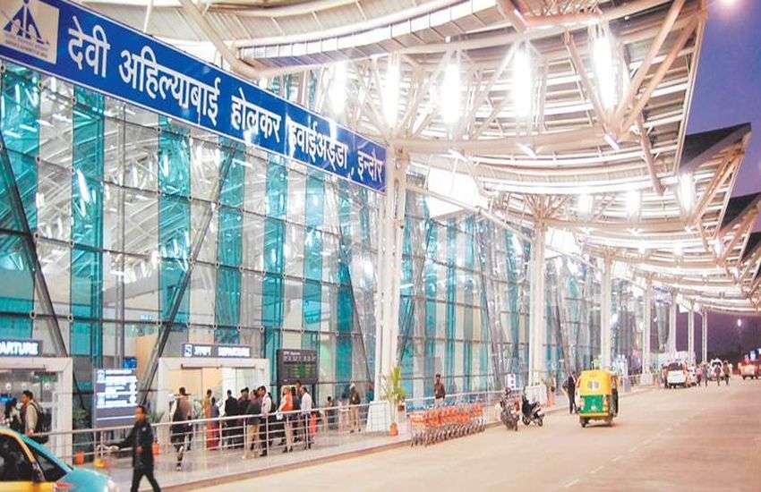 इंदौर से पहली बार शुरू हुई कार्गो उड़ान, 25 अक्टूबर तक सातवें आसमान पर होगा हमारा शहर